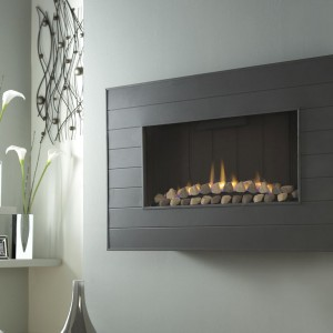 Verine Marcello Wall Mounted Gas Fire