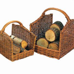 Cutcombe Log Baskets