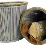 Flaxley Log Baskets