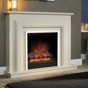 Farnham Stone Electric Fireplace