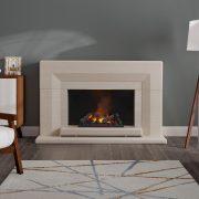 Infinity Electric Fireplace Edgemond Suite