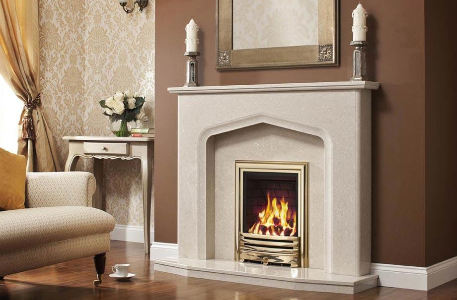 Elgin and Hall Aurelia Fireplace